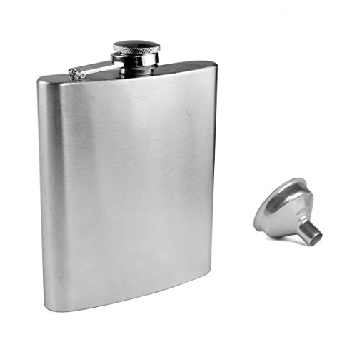 18oz-hip-flask-stainless-steel-with-funnel-for-climbing-camping-barbecue-bar-party-drinker