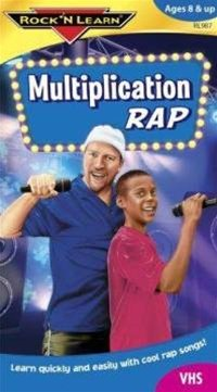 Multiplication Rap [VHS]