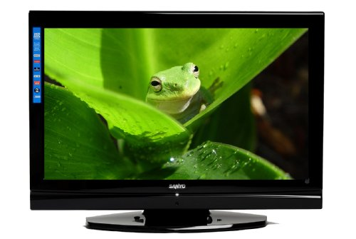 Sanyo CE32LD90-B 32 Inch HD Ready 720p LCD TV with Digital Tuner