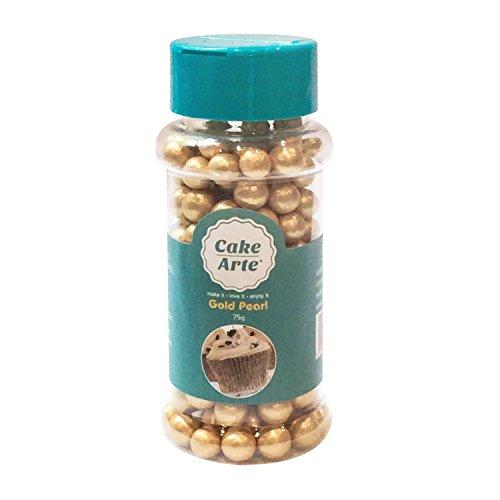 8-mm-Or-sucre-perles-taille-ML-Balles-Colores-Crispy-sucre-comestible-pour-dcoration-gteau-Cupcake-Motif-Sprinkles-Jewels-pour-dcoration-gteau-comestible-75-g