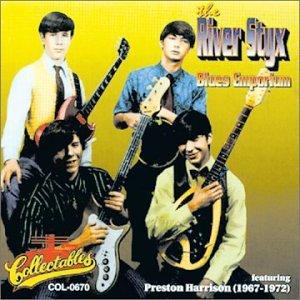 CD : River Styx Blues Emporium/Preston Harrison - 1967-1972 (CD)