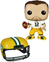 Funko POP NFL: Wave 1 - Aaron Rodgers Action Figures