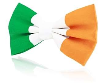 Alexander Dobell Nœud Papillon Pré-Noué Motif Drapeau Irlandais