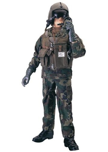 Buy Low Price Blue Box Elite Force: U.S. Apache AH-64 Pilot 12″ Military Action Figure (B0000BVGK6)
