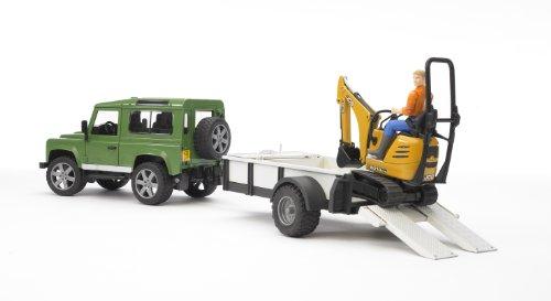 bruder-land-rover-defender-rigid-drawbar-trailer-jcb-micro-excavator-and-construction-worker