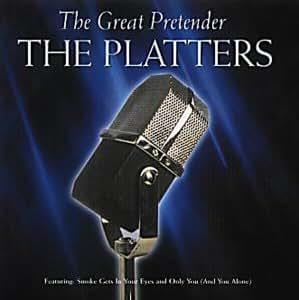 Platters Great Pretender Amazon Com Music