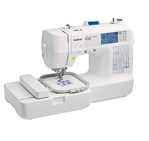 best sewing quilting embroidery machine