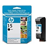 1 Original Printer Ink Cartridge for HP Officejet V40XI - Black