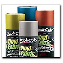 Dupli-Color HVP105 Gloss White High Performance Vinyl and Fabric Spray - 11 oz.