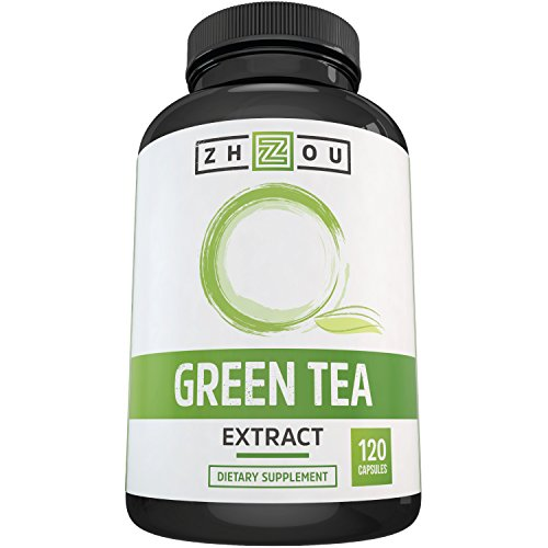 41% OFF! Green Tea Extract Supplement with EGCG for Weight ...