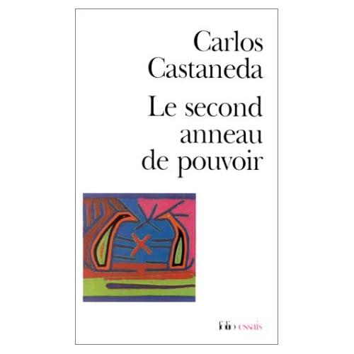 [CHEPCHEP] [v] CARLOS CASTANEDA   Le second Anneau de Pouvoir preview 0