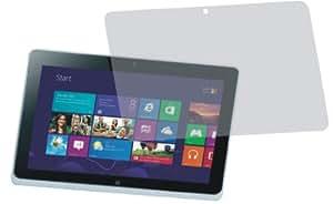 2x Entspiegelnde Displayschutzfolie von 4ProTec für Acer Iconia W510 W511, W510P, W511P - Nahezu blendfreie Antireflexfolie