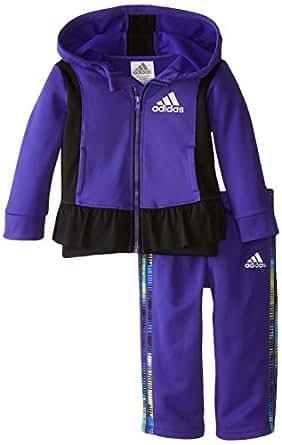 Amazon Adidas Baby Girls Twirl Set Clothing