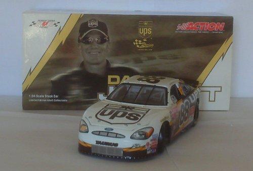 Action 1/24 Dale Jarrett #88 UPS 2003 Ford Taurus - 1