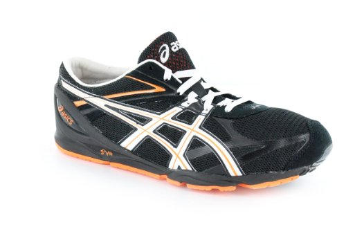 Asics Piranha SP 3 Running Shoes (Black UK 5)