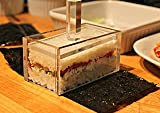 1 X Spam Musubi Sushi Rice Press #K5SPS by KH