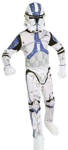 Child Clone Trooper Star Wars Costume