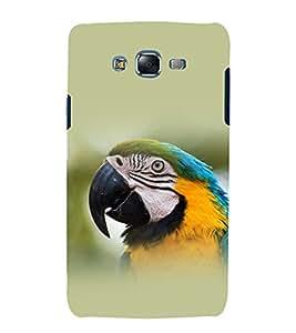 printtech Nature Bird Parrot Back Case Cover for Samsung Galaxy J7 / Samsung Galaxy J7 J700F