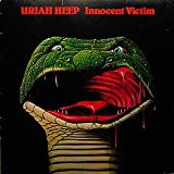 Uriah Heep - Innocent Victim - Bronze Records - 25 543 XOT, Bronze Records - 25543 XOT