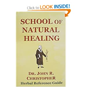 Click to buy Herbs That Lower Blood Pressure: School of Natural Healingfrom Amazon!