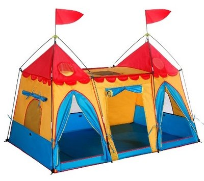 Castle Play Tents