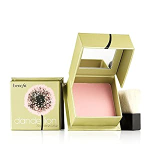 BENEFIT COSMETICS dandelion FULL SIZE Details 7.0 Net wt. 0.28 oz. a brightening face powder