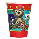Amscan Little Charlie Bear Cups