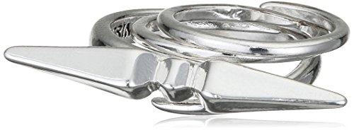 Pilgrim Jewelry - Bague - Laiton - Taille réglable - 101346004