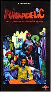 Funkadelic - Complete Recordings 1976-81 - Zortam Music