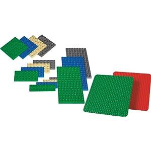 Large Lego Duplo Building Plates