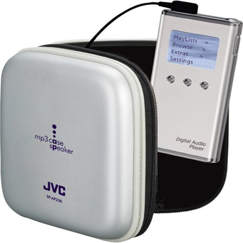 Mp3 Case With Built-In Speaker