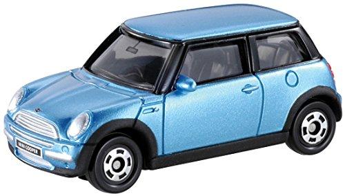 Tomy Mini Cooper Blue #043-3 - 1