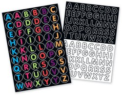 Trunki Stickers - Alphabet Sku-Pas1124309