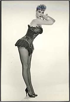 "Janis Paige ""Silk Stockings"" Cheesecake MGM Pinup Publicity Photo"