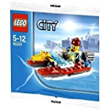 Lego City Set 30220 Fire Boat Bagged Set