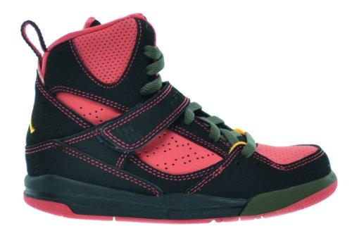 Girls Jordan Flight 45 High  Little Kids Basketball Shoes Bl