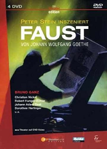 Faust - Die Theater Edition [4 DVDs]