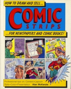 How to Draw and Sell....Comic Strips.... For Newspapers and Comic Books (How To Draw A Comic Strip compare prices)