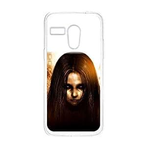 a AND b Designer Printed Mobile Back Cover / Back Case For Motorola Moto G (Moto_G_1126)