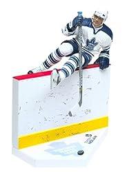 McFarlanes SportsPicks NHL Hockey Series 7- 11 Owen Nolan in White Toronto Maple Leafs Uniform