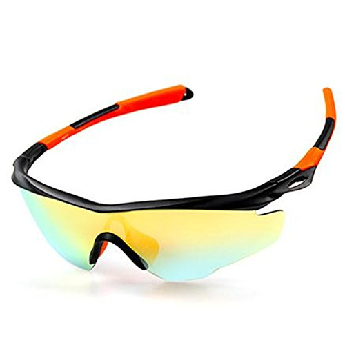 Y-H Polarized Windproof Goggle Outdoors Cycling Sports Sunglasses-C3 (Gnu Snowboard Package compare prices)