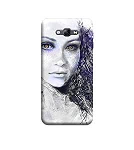 EPICCASE Premium Printed Back Case Cover With Full protection For Samsung Galaxy A8 (Designer Case)