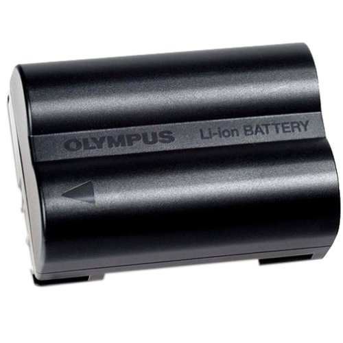 Olympus BLM-01 Lithium-ion Rechargeable Battery for C7070, C8080, E1, E300 & E500 Digital Cameras – Retail Packaging