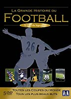La Grande histoire du football - Coffret Digipak 5 DVD