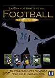 echange, troc La Grande histoire du football - Coffret Digipak 5 DVD
