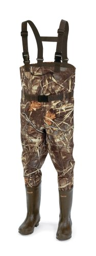 Youth Ducks Unlimited® 2-Ply Chest Waders with Cleated Soles - Buy Youth Ducks Unlimited® 2-Ply Chest Waders with Cleated Soles - Purchase Youth Ducks Unlimited® 2-Ply Chest Waders with Cleated Soles (Mad Dog, Apparel, Departments, Shoes, Men's Shoes, Athletic & Outdoor)