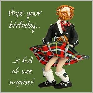 Wee Surprises Birthday Card