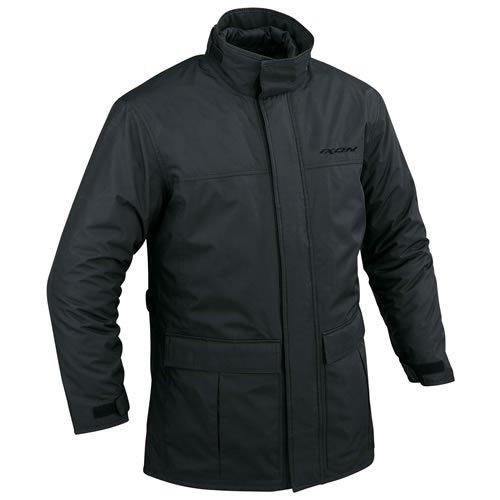 ixon airless veste textile homme noir taille l. Black Bedroom Furniture Sets. Home Design Ideas
