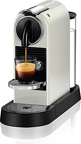 Nespresso D112-US-WH-NE Citiz Espresso Machine, White