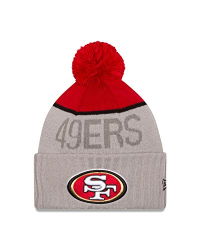 NFL San Francisco 49ers 2015 Sport Knit, Red/Gray, One Size